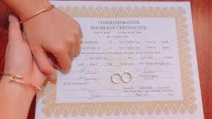 Làm giấy đăng ký kết hôn với người nước ngoài