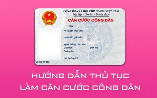 Dịch Vụ Làm Thẻ Căn Cước Công Dân Ở Hà Nội